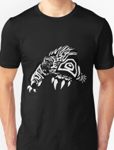 LoL - Volibear Black & White T-Shirt