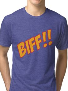 biff Tri-blend T-Shirt