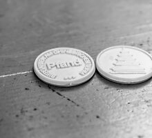 Beer Tokens, Munich by scottsmithphoto