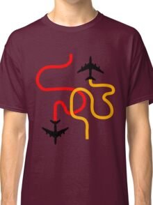 planes red Classic T-Shirt