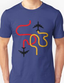 planes red T-Shirt