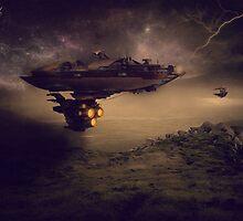 Star Wars Battle Earth by Zarp