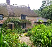 Thomas Hardy Cottage and Garden by magicaltrails