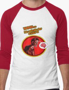 You...it's what's for dinner!!  Men's Baseball ¾ T-Shirt
