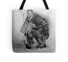 Johnny Bower Tote Bag