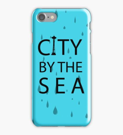 City by the Sea iPhone Case/Skin