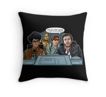 IT Wars Throw Pillow