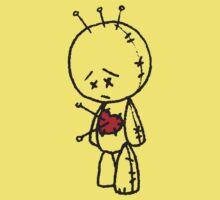 VooDude - Love Hurts Kids Tee