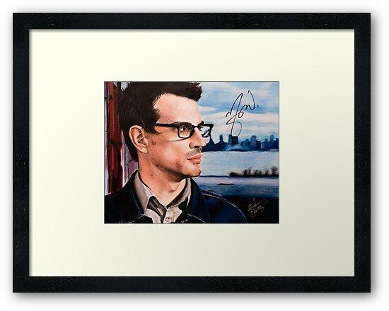 Matthew Good- Vancouver by Graham Beatty