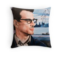 Matthew Good- Vancouver Throw Pillow