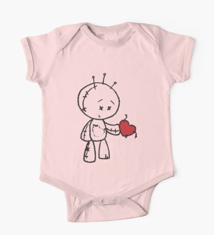 VooDude - I Give You My Heart One Piece - Short Sleeve