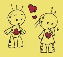 VooDude - Love At First Sight Kids Tee