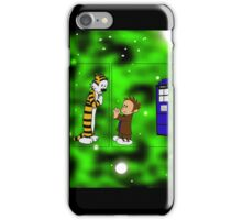 Whovian Feels  iPhone Case/Skin