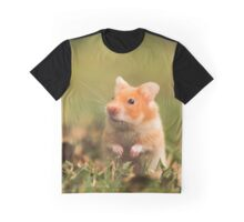 golden hamster pet Graphic T-Shirt