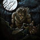 Big Ol' Wolf by evolvingeye