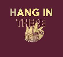Hang in There- yellow print Unisex T-Shirt