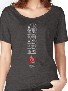 Orwell 1984 Women's Relaxed Fit T-Shirt