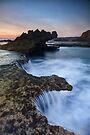 Along the Dragon's Reef - Blairgowrie, Victoria, Australia by Sean Farrow