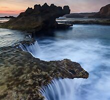 Along the Dragon's Reef - Blairgowrie, Victoria, Australia by Sean Farrow