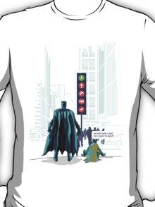 ROBIN HAVE TO WAIT T-Shirt