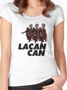 Lacan-Can Women's Fitted Scoop T-Shirt