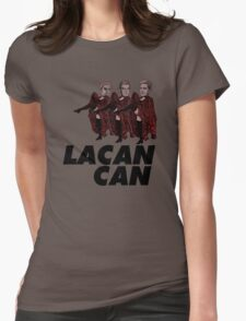 Lacan-Can Womens Fitted T-Shirt