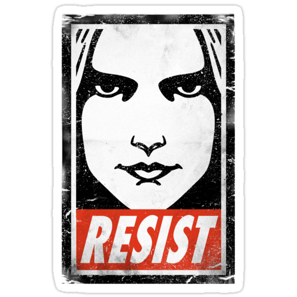 RESIST by HarryGordon