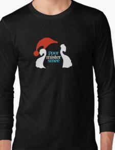 Poor Mr. Smee Long Sleeve T-Shirt