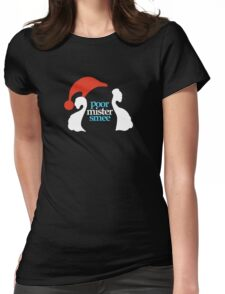 Poor Mr. Smee Womens Fitted T-Shirt