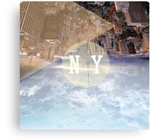 NEW YORK 360 Canvas Print