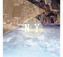 NEW YORK 360 Photographic Print