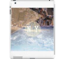 NEW YORK 360 iPad Case/Skin