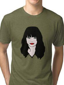 Emma Stone Tri-blend T-Shirt