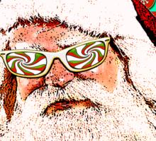 A Christmas Card Sticker