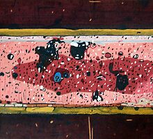 Austral Brick Landscape. by Richard Klekociuk