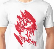 Run Wild (Red/White) Unisex T-Shirt