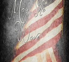 Long May She Wave by Pamela Holdsworth