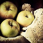 Apples by Pamela Holdsworth