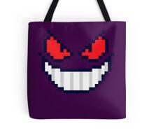 Gengar Face 8bit Tote Bag