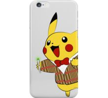 Pikachwho iPhone Case/Skin