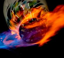 Glass Blowing by Silvia Tomarchio
