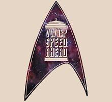 VWORP SPEED AHEAD Womens T-Shirt