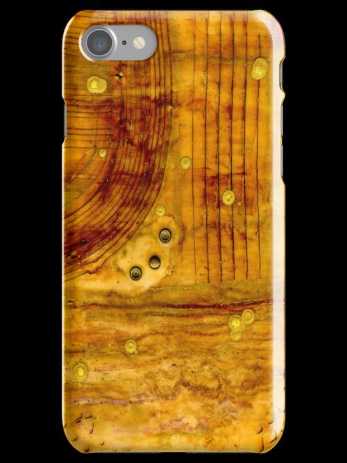 Brass Tokens - iPhone Case by © Angela L Walker