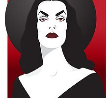 Vampira by Topher Adam by TopherAdam