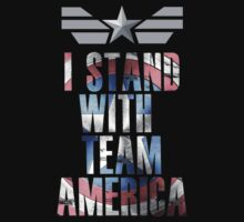 I Stand With Team America by jaytasmic
