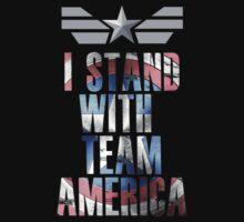 I Stand With Team America by jaytasmic