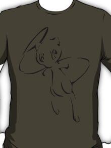 negative mew T-Shirt