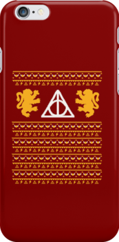 A Gryffindor Holiday by apachechief