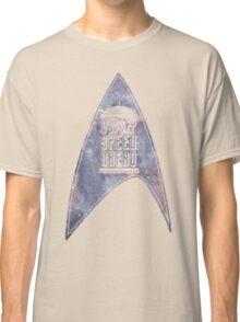 VWORP SPEED AHEAD (alternate) Classic T-Shirt