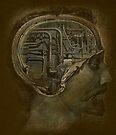 Man's Brain by Jeff Burgess